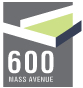 600 massachusetts avenue logo